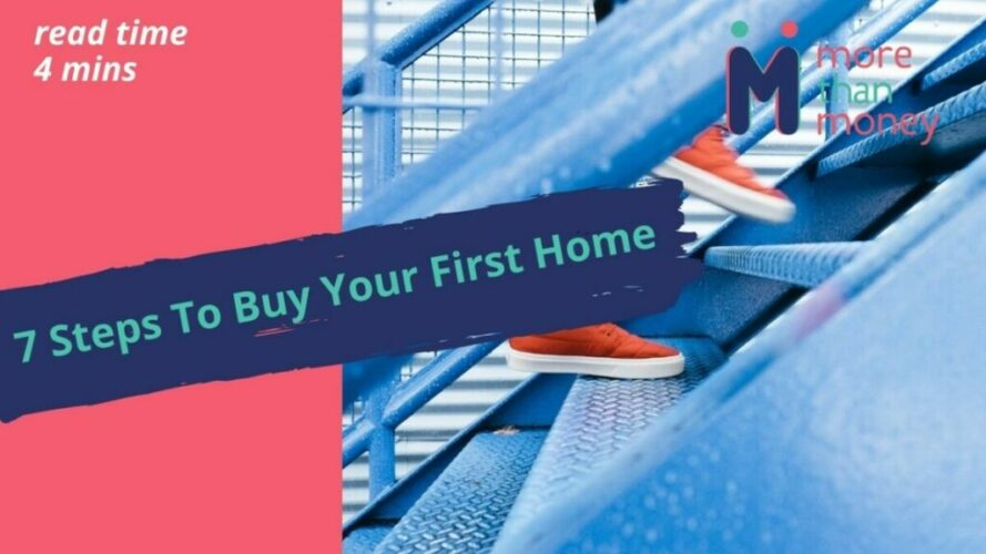 buy first home, More than Money