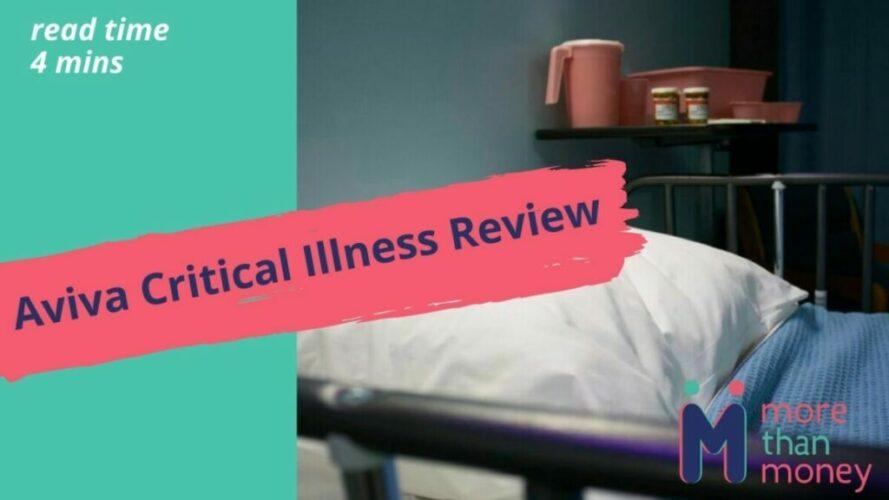 Aviva Critical Illness Review