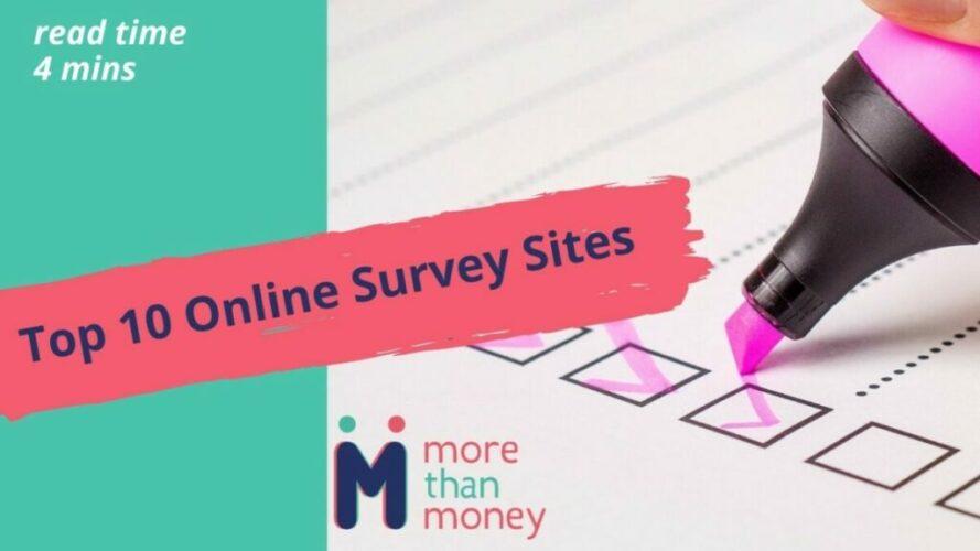 Top 10 Online Survey Sites