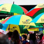 Legal & General umbrellas