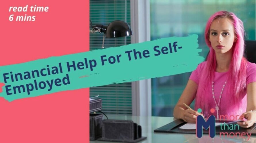 Financial Help For The Self-Employed