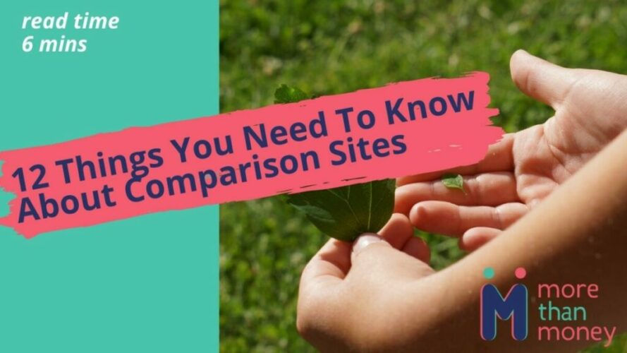 12 Things You Need To Know About Comparison Sites