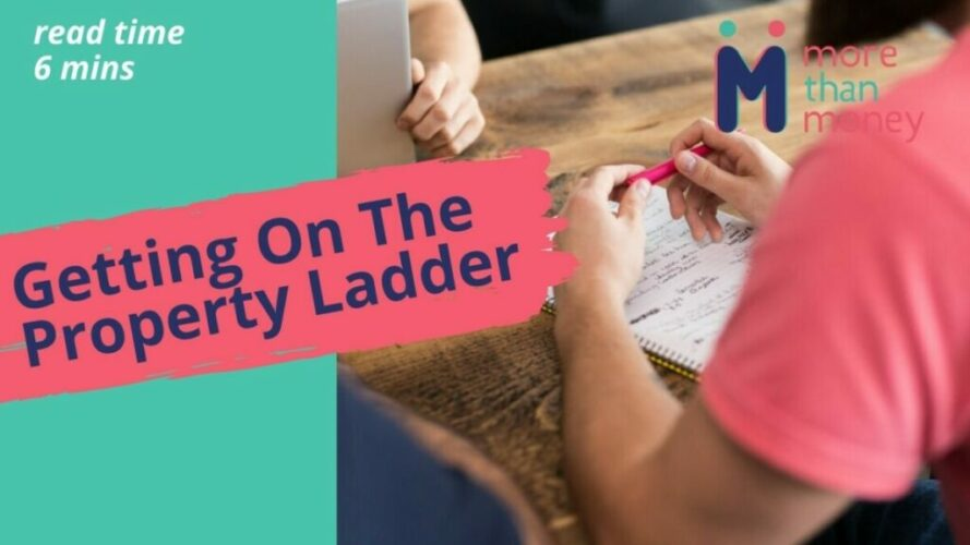 Getting On The Property Ladder (1)
