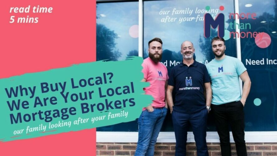why buy local, More than Money
