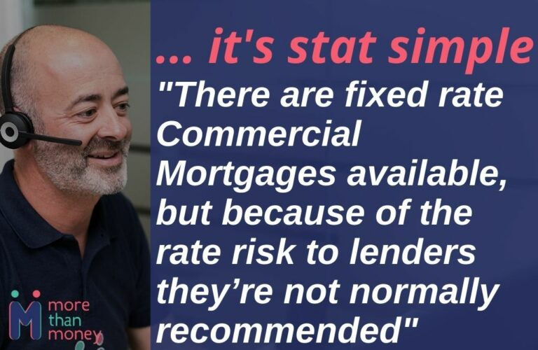 Residential and Commercial Mortgages, More than Money
