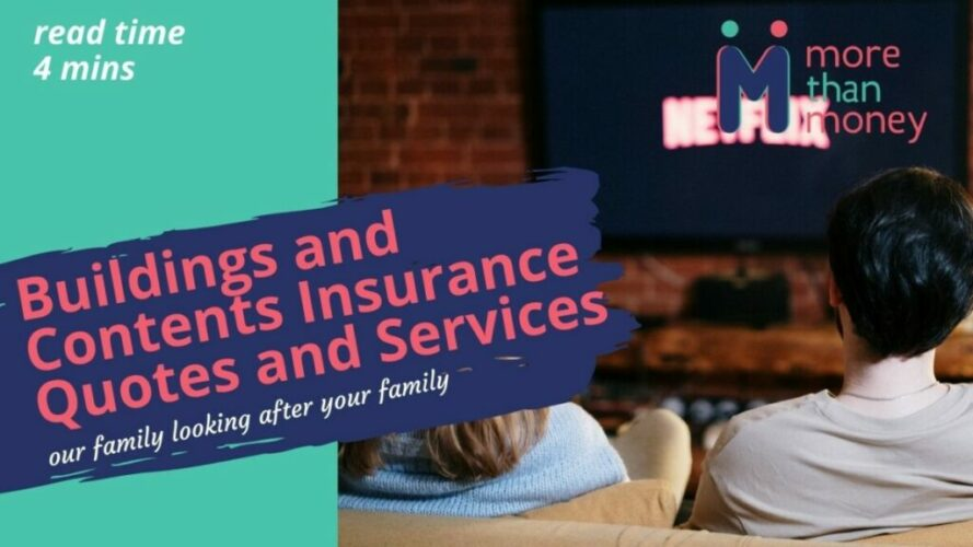 Buildings and Contents Insurance quotes, More than Money