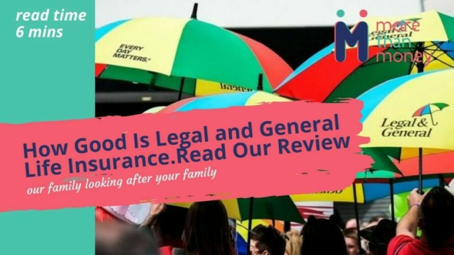 How Good Is Legal and General Life Insurance, Read Our Review
