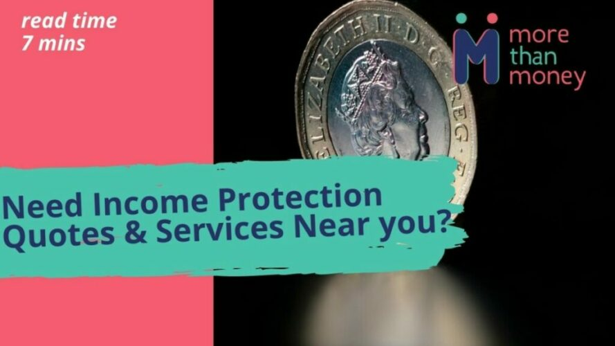 Income Protection Quote, More than Money