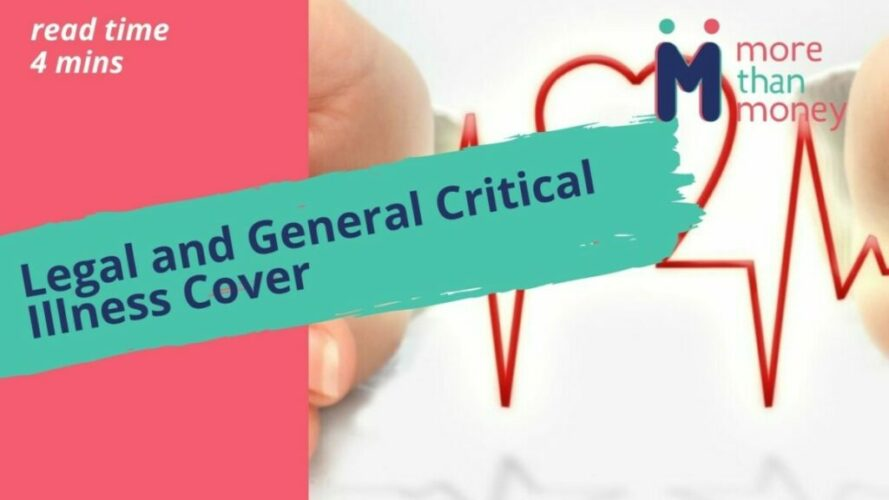 Legal and General Critical Illness Cover