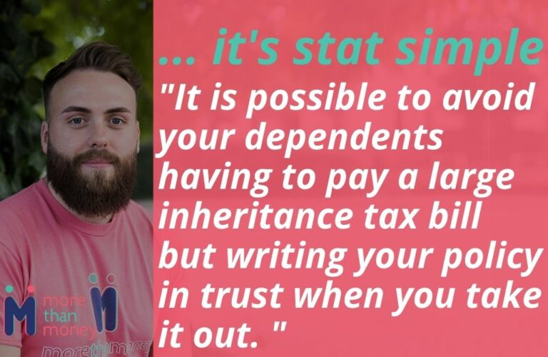 life insurance advice, More than Money